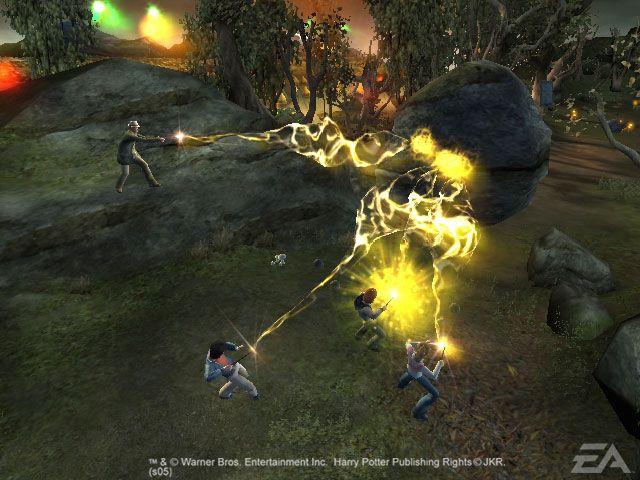 Harry Potter und der Feuerkelch  Archiv - Screenshots - Bild 3