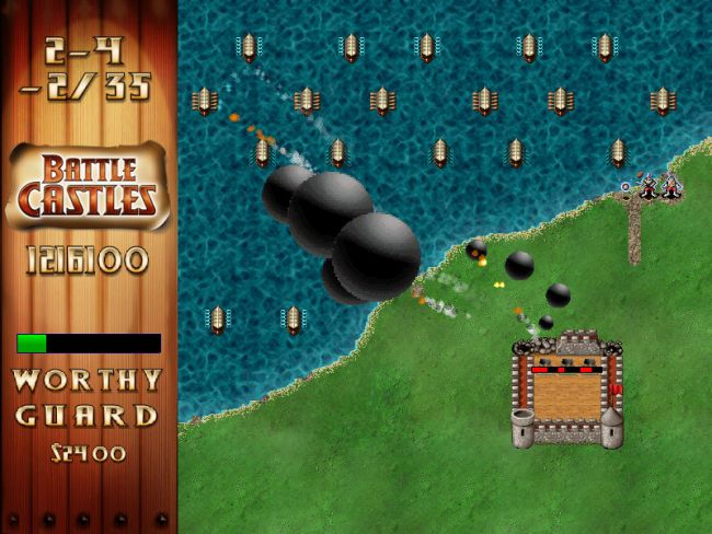 Battle Castles  Archiv - Screenshots - Bild 3