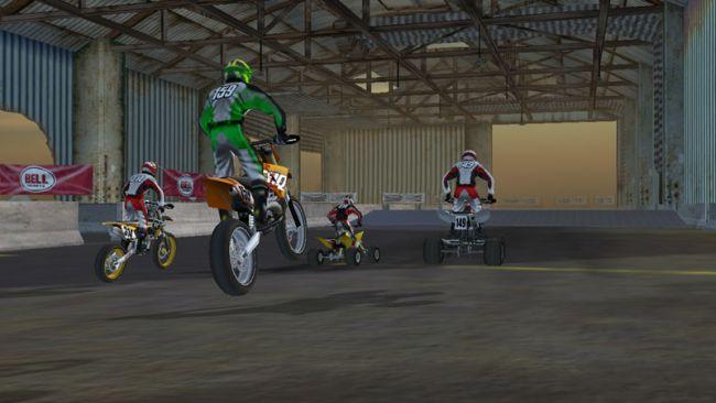 MX vs. ATV Unleashed  Archiv - Screenshots - Bild 10