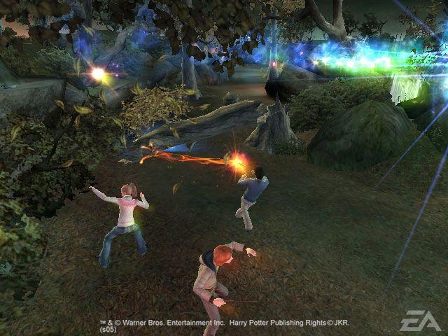 Harry Potter und der Feuerkelch  Archiv - Screenshots - Bild 4