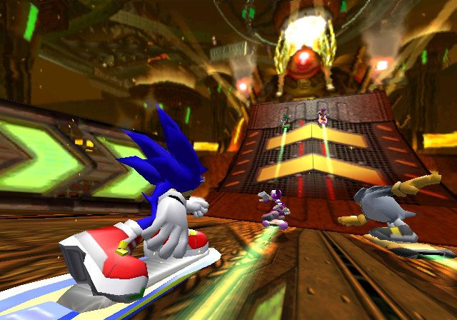 Sonic Riders  Archiv - Screenshots - Bild 23