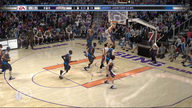 NBA Live 06  Archiv - Screenshots - Bild 9