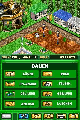 Zoo Tycoon DS (DS)  Archiv - Screenshots - Bild 3
