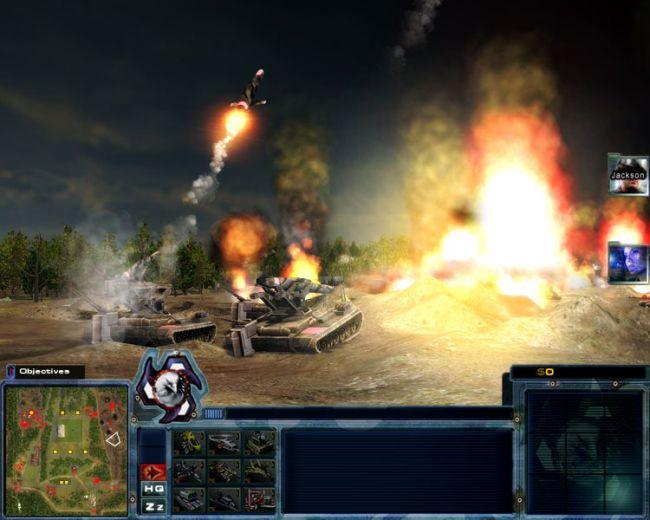 Act of War: High Treason  Archiv - Screenshots - Bild 13
