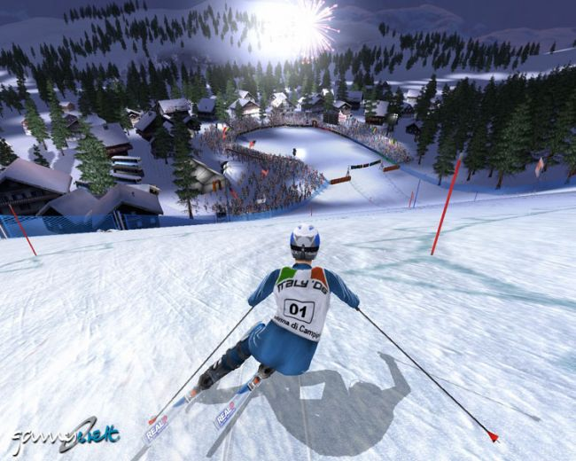 Ski Alpin 2006  Archiv - Screenshots - Bild 2