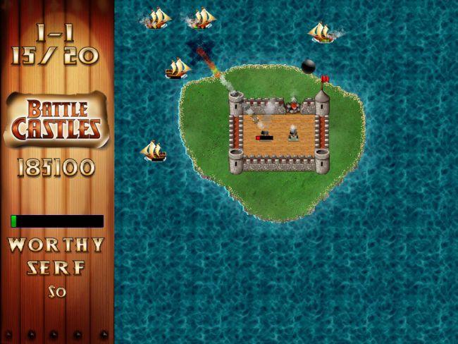 Battle Castles  Archiv - Screenshots - Bild 2