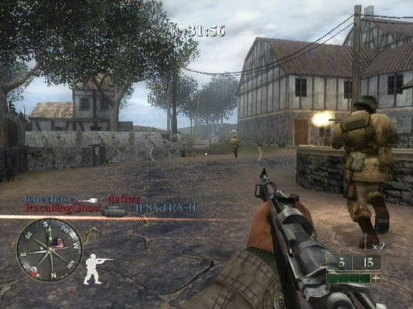 Call of Duty 2: Big Red One  Archiv - Screenshots - Bild 10