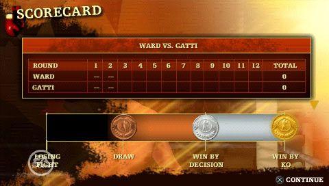 Fight Night Round 3 (PSP)  Archiv - Screenshots - Bild 6