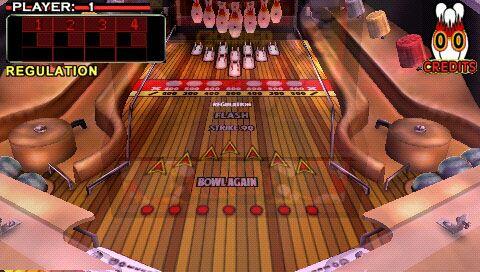 Gottlieb Pinball Classics (PSP)  Archiv - Screenshots - Bild 39