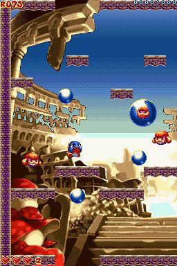 Bubble Bobble Revolution (DS)  Archiv - Screenshots - Bild 4