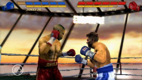 Fight Night Round 3 (PSP)  Archiv - Screenshots - Bild 5