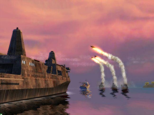 Act of War: High Treason  Archiv - Screenshots - Bild 12