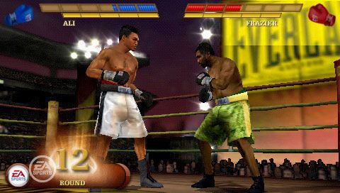 Fight Night Round 3 (PSP)  Archiv - Screenshots - Bild 7