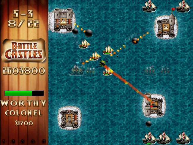 Battle Castles  Archiv - Screenshots - Bild 9