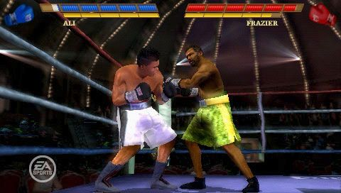 Fight Night Round 3 (PSP)  Archiv - Screenshots - Bild 2