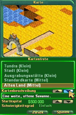 Zoo Tycoon DS (DS)  Archiv - Screenshots - Bild 10