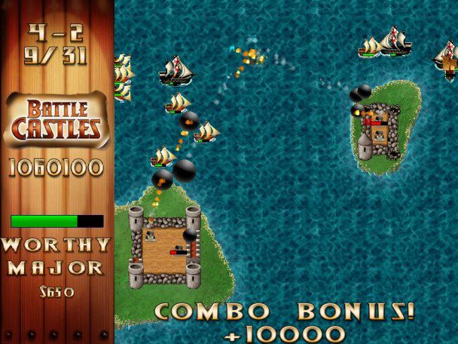 Battle Castles  Archiv - Screenshots - Bild 5
