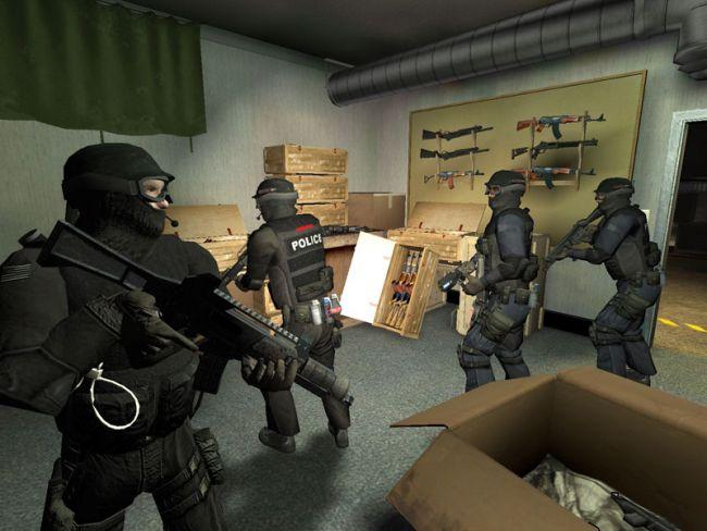 SWAT 4: The Stetchkov Syndicate  Archiv - Screenshots - Bild 9