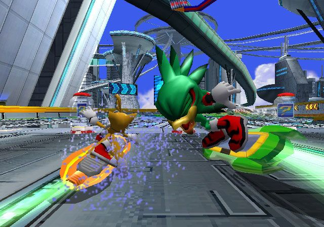 Sonic Riders  Archiv - Screenshots - Bild 21