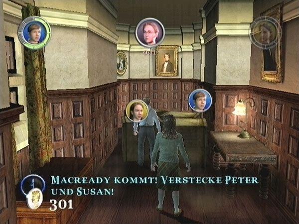 Chroniken von Narnia: Der König von Narnia  Archiv - Screenshots - Bild 11