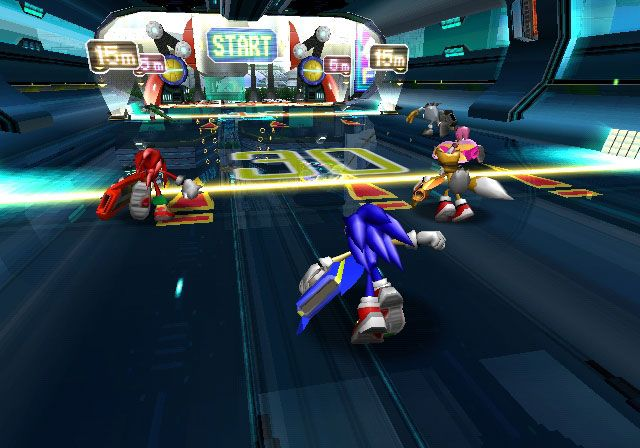 Sonic Riders  Archiv - Screenshots - Bild 24