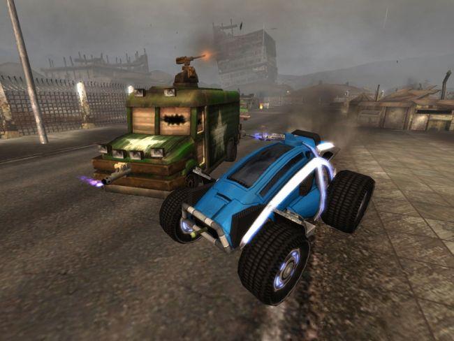 Auto Assault  Archiv - Screenshots - Bild 33