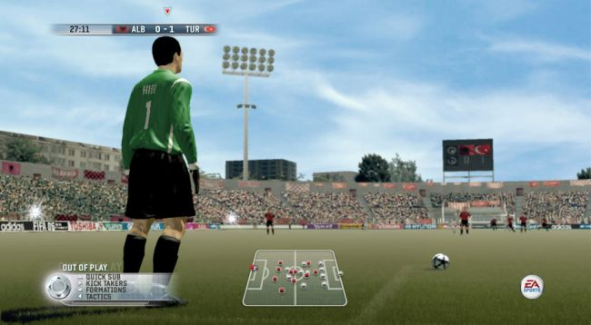 FIFA 06: Road to FIFA World Cup  Archiv - Screenshots - Bild 7