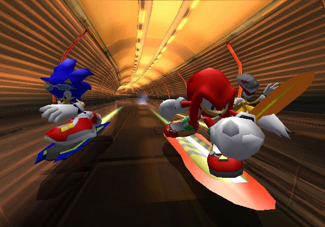 Sonic Riders  Archiv - Screenshots - Bild 19