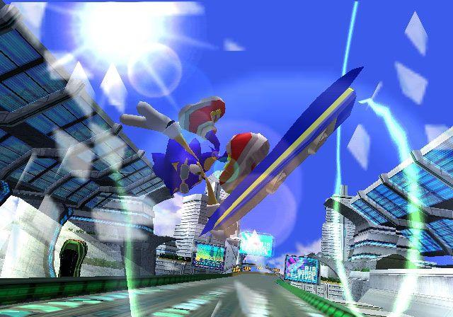 Sonic Riders  Archiv - Screenshots - Bild 18
