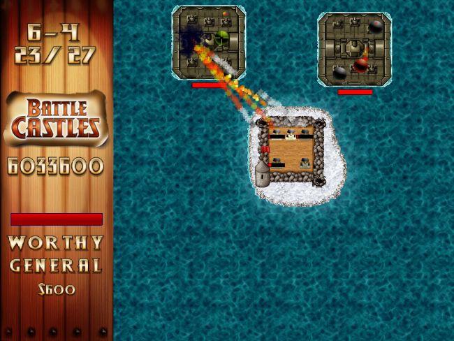 Battle Castles  Archiv - Screenshots - Bild 10