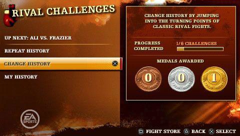 Fight Night Round 3 (PSP)  Archiv - Screenshots - Bild 8