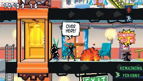 Exit - Screenshots - Bild 2