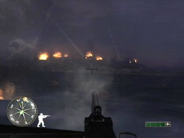 Call of Duty 2: Big Red One  Archiv - Screenshots - Bild 7