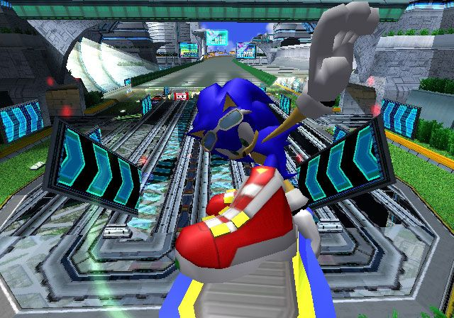 Sonic Riders  Archiv - Screenshots - Bild 17