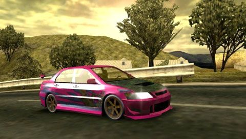 Need for Speed: Most Wanted 5-1-0 (PSP)  Archiv - Screenshots - Bild 4