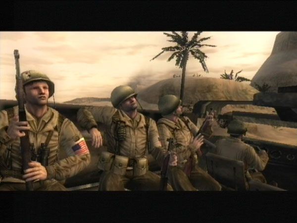 Call of Duty 2: Big Red One  Archiv - Screenshots - Bild 3