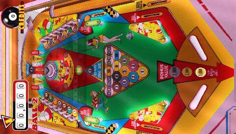 Gottlieb Pinball Classics (PSP)  Archiv - Screenshots - Bild 30