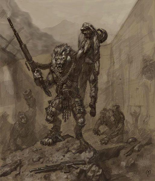 Vivisector  Archiv - Artworks - Bild 16