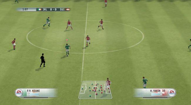 FIFA 06: Road to FIFA World Cup  Archiv - Screenshots - Bild 2