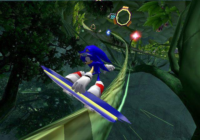 Sonic Riders  Archiv - Screenshots - Bild 22