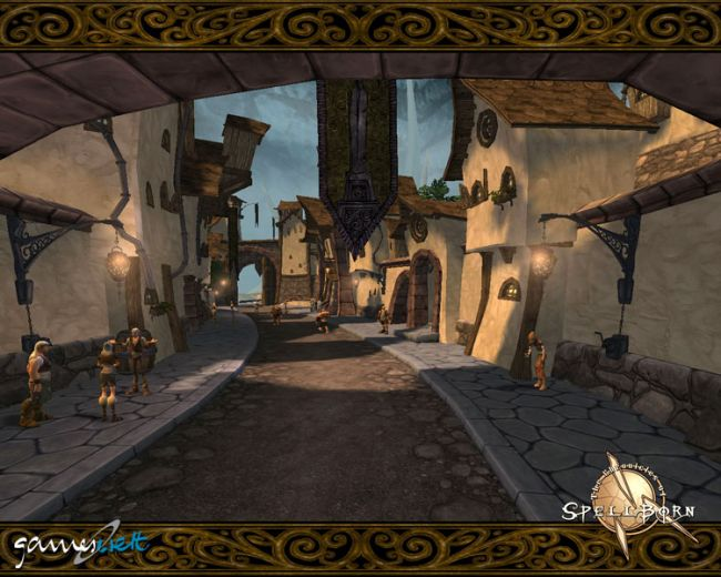 The Chronicles of Spellborn  Archiv - Screenshots - Bild 107