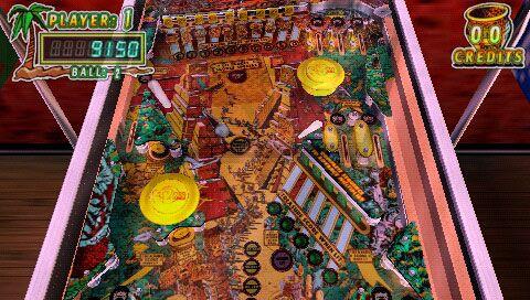 Gottlieb Pinball Classics (PSP)  Archiv - Screenshots - Bild 34