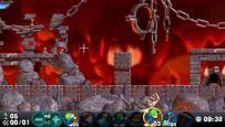 Lemmings (PSP)  Archiv - Screenshots - Bild 4