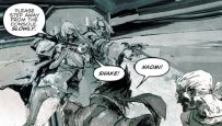 Metal Gear Solid: Digital Graphic Novel (PSP)  Archiv - Screenshots - Bild 15