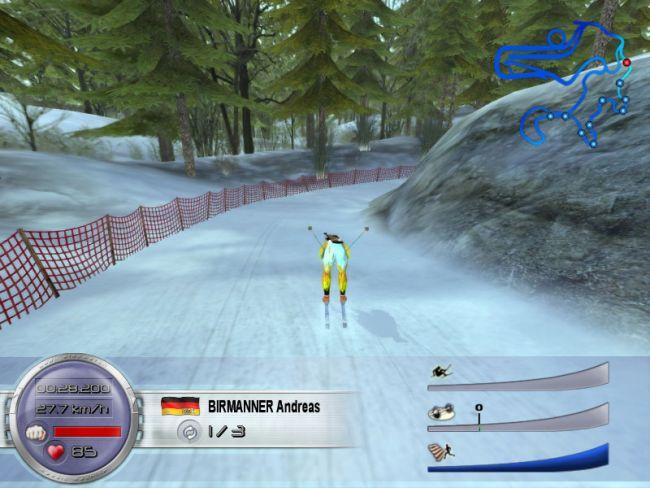 Biathlon 2006: Go for Gold  Archiv - Screenshots - Bild 4
