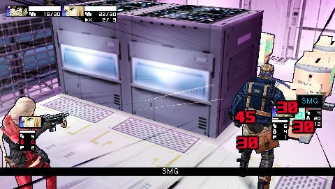 Metal Gear Acid 2 (PSP)  Archiv - Screenshots - Bild 10
