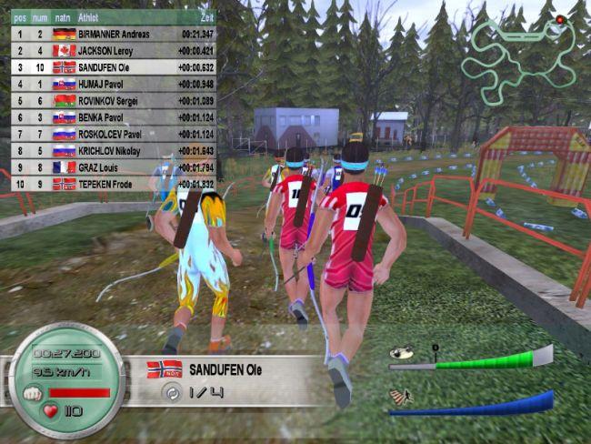 Biathlon 2006: Go for Gold  Archiv - Screenshots - Bild 5