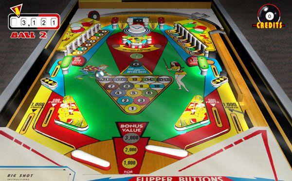 Gottlieb Pinball Classics (PSP)  Archiv - Screenshots - Bild 5