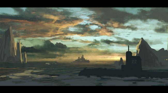 Steel Horizon (PSP) - Screenshots & Artworks Archiv - Screenshots - Bild 6