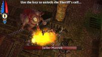 Untold Legends: The Warrior's Code (PSP)  Archiv - Screenshots - Bild 18